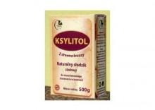 Ksylitol, naturalny słodzik dietetyczny z drewna brzozowego, 250g