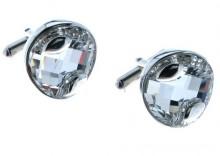 Spinki z kryształów Swarovski SP3221C