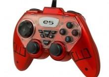 Pad E5 Vibra Standard USB czerwony