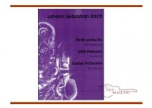 Małe preludia na fortepianJ. S. Bach