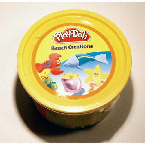 Ciastolina Play-Doh Mini Wiaderko Plażowe