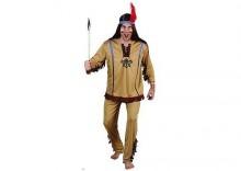 Indianin, rozmiar: 182 cm
