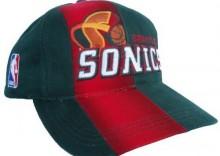 Czapka Nike-Sports Specialties - Seattle Super Sonics- roz. młodzieżowy