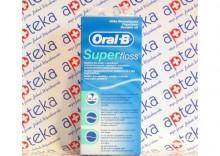 Oral-B Floss Super R82552 Nici dentystyczne do mostów 50m SUPER OFERTA