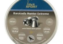 Srut Diabolo H::amp::N Baracuda Extreme 6,35 mm 200 szt