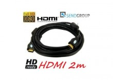 KABEL HDMI 2m POLSAT CYFRA+ N PS3 XBOX PC-TV