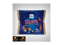 Duża paczka batoników Ritter Sport - czekoladki rumowe