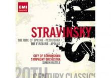Stravinsky Igor - 20TH CENTURY CLASSICS