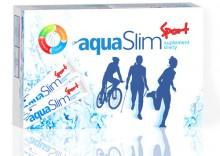 Aqua Slim Sport 30saszetek data ważności 11.2013