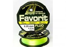 Żyłka spinningowa FAVORIT Fluo made in Germany 0,25mm 6,10kg 135m