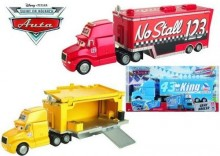 Mattel Cars Cieżarówka z naczepą
