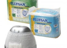 MAJTKI CHŁONNE lub pantsy Flufsan Pants Active - Medium