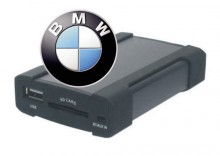 Zmieniarka SD/USB do aut marki BMW