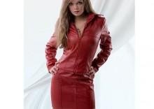 Victoria mini-spódniczka czerwona