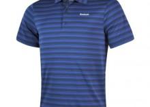 Koszulka sporotwaREEBOK SPTESS UV POLO athletic navy