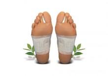 Plastry detoksykacyjne na stopy