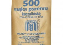 Mąka Pszenna Typ 500. 25 kg