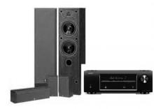 DENON AVR-X500 + YAMAHA NS-50 + NS-60