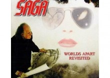 SAGA - WORLDS APART REVISTED - Album 2 płytowy