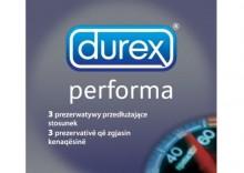 Durex Performa prezerwatywy 3 szt