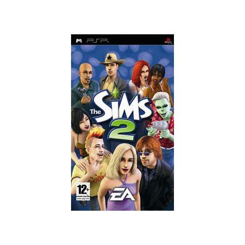Gra The Sims 2 na PSP