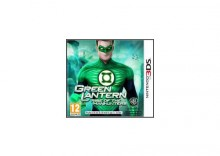 Green Lantern: Rise of the Manhunters 3DS ENG