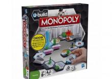 Gra planszowa Hasbro Monopoly U-Build
