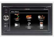 Stacja multimedialna Zenec ZE-MC294 2-DIN z Bluetooth