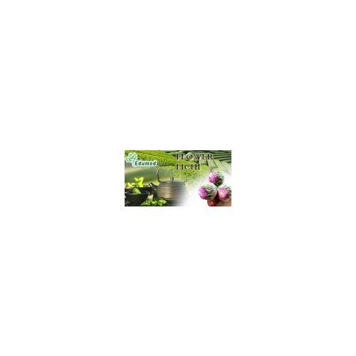 Kwitnąca herbata zielona Lichi Plum - Edumed, 100g ,