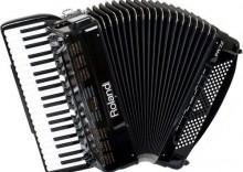 Roland FR 7X BK - cyfrowy akordeon klawiszowy