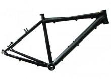 Rama X-CITY-1, FELT, 55 cm, kolor czarny mat