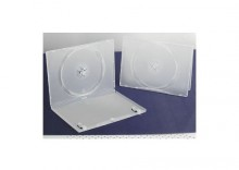 Gembird pudełko na 1 DVD 7mm matowe