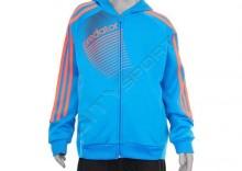 Adidas Bluza Dziecięca YB Pre FZ Hood