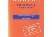 Kodeks Postępowania Cywilnego [opr. broszurowa]
