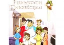 """Opowieści pierwszych chrześcijan z obwolutą """"I Komunia Święta"""" - DVD"""