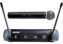 Mikrofon bezprzewodowy SHURE PGX24/Beta58