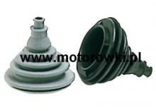 Osłona cięgna gumowa pod otwór dn.70mm - biała, szara lub czarna