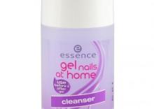 Essence Gel nails at home cleanser Zmywacz płyn do czyszczenia 74622
