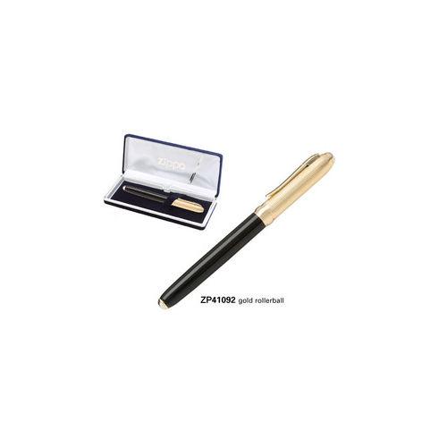 Pióro kulkowe ZIPPO GENESEO złoto-czarne, w pudełku ZP41092