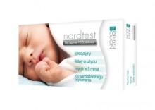 Nordtest, test ciążowy HCG płytkowy - 1 sztuka Kurier już od 0 PLN odbiór osobisty: GRATIS