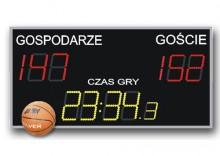Tablica do Hal Sportowych K&G TZG-100