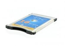 4World 05344 Czytnik kart pamięci na PCMCIA16 w 1
