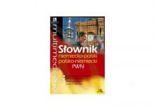 Słownik niemiecko-polski polsko-niemiecki PWN