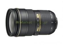Obiektyw NIKKOR 24-70mm - Zamów w dniach 23-24 sierpnia 2012 - Darmowa Dostawa wybranych produktów