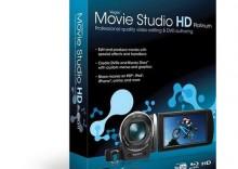 Sony Vegas Movie Studio Platinum 10 English