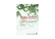 Statystyka dla studentów z programem STAT_STUD 1,0 z płytą CD