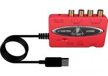 BEHRINGER Pro U-CONTROL UCA222