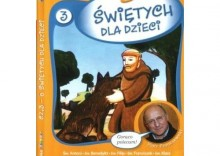 O Świętych dla dzieci cz.3 - DVD