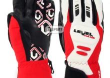 Rękawice narciarskie damskie JAG W RED Level