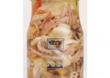Sałatka morska w oleju słonecznikowym,285 g
